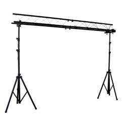 DISCO STAGE LIGHTING BRIDGE TRUSS стойка за светлини 3M 12 ефекта без коляно