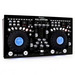 Full-Station, DJ set - CD USB SD MP3 mixer