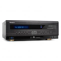 HiFi-Receiver Auna USB-SD-MP3 Surround erősítő 1000W
