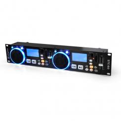 STC-50 DJ MP3 Predvajalnik - 2 Decks USB SD