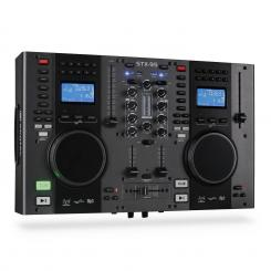 Consolă DJ Skytec STX-95Dual CD Player USB MP3