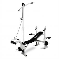 FIT-HB2RT MULTI GYM KLOP ZA VADBO Bela