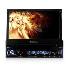 Radio auto DTA90 18cm Moniceiver DVD player USB-SD