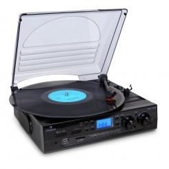 TT - 186E Turntable stereo cu înregistrare USB MP3