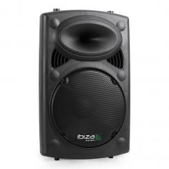 "SLK10-A активна 10"" PA тонколона 400W USB SD MP3 25 cm (10"") 