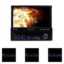 MVD-180 BLUETOOTH AVTO RADIO DVD LAYER STEREO SISTEM