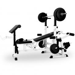 Bancă pentru greutăți FIT-KS02 Home Gym Workout Machine