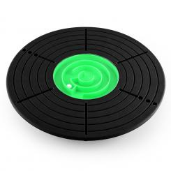 Labyrinth Balance Board, <100kg, čierno-biela