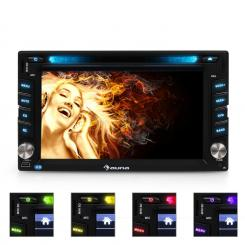 Moniceiver Auna MVD-480,DVD,CD,MP3,USB,SD,HD,AUX,bluetooth