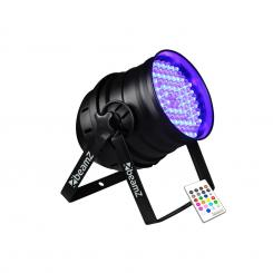LED PAR 64 Can, RGB, IR, DMX, LED diode efekti
