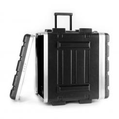 "ABS-TROLLEY FLIGHTCASE, valiză, 19"", 6U Suport de montare 6U"