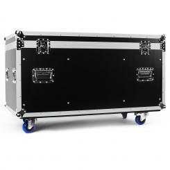 Transport flightcase Box Multiplex 118 x 61 x 58cm Role podea