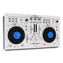 FULL STATION, set Dj, CD player dublu, scratch, MP3