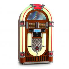 RR2100 Jukebox s USB, SD, AUX, CD, FM/AM