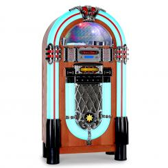 Graceland-XXL, tonomat, USB, SD, AUX, CD, FM / AM CD-Player