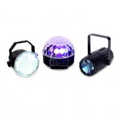 LIGHT PACKAGE 1, set de iluminare, 3 piese