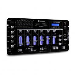 STM-3007, 6-KANALNI DJ MIKS-PULT, BLUETOOTH, USB, SD, MP3