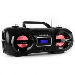 AH 234BT/MP3/USB Bluetooth Stereo Boombox CD MP3 USB SD