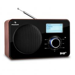 Digidab Retro DAB / DAB + Radio Digital portabil AM / FM PLL ceas