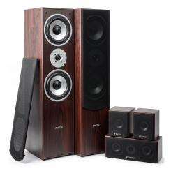 5.0 Sistem Home CinemaFinish 335W RMS