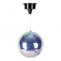 LED BALL, DISKO-KUGLA, 20 CM