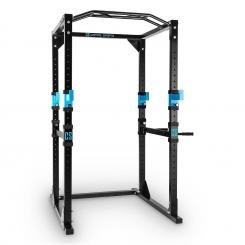 Rack Power Tremendour Homegym oțel Negru | WITHOUT_LAT_PULL