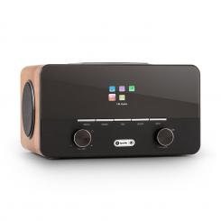 Connect 150, 2.1 internetni radio z media playerjem, Wi Fi, LAN, WD, USB, DAB+, FM, RDS Oreh
