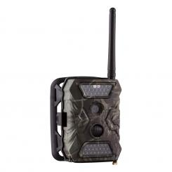 GRIZZLY Mini GSM, lovski fotoaparat, 40 črna barva, LED diod, 12 MP, full HD, baterija z GSM