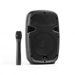 "BUSHFUNK 20 активна PA тонколона 400W BLUETOOTH USB SD MP3 VHF 20 cm (8"")"