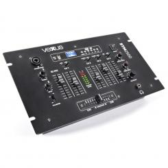 STM2500 5-csatornás mixer pult, bluetooth, USB, MP3, EQ, fono