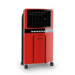 Baltică Red Air cooler ventilator 65W 400m³ / h comandă de la distanț Roșu