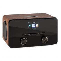 CONNECT 100, INTERNETNI RADIO, MEDIA PLAYER, BLUETOOTH, WLAN, USB, AUX, LINIJSKI IZHOD Oreh