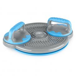 Clear Twist Putere Twister 3-in-1 Balance Board pt flotari, bare albastre