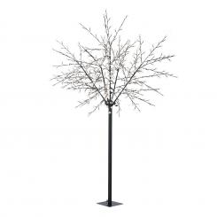 Hanami WW 250 Cherry 600 LED-uri lumini in copac alb cald alb cald | 600 LEDs / 250 cm