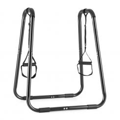 Paarafit Push Up Stand DIP Stand incl. Sling formator negru
