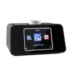 "IRadio Internet Wi-Fi USB 3.2 ""TFT color negru Negru"
