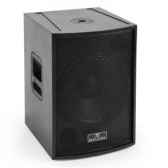 BB6-15SUBA- Blackbox пасивен PA репродуктор 38 cm (15'') 8000 W черен passive