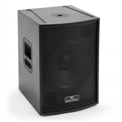 BB6-15SUBA- Blackbox активен PA сателитен репродуктор 38 cm (15'') 8000 W черен active