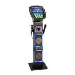 KARABIG KARAOKE Bluetooth LED, 7'' TFT CD USB, difuzor încorporat
