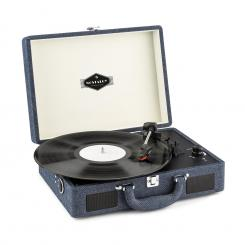 PEGGY SUE, gramofon retro, discuri LP, USB, denim jeans
