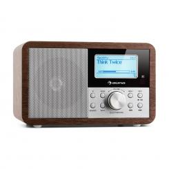 Worldwide Mini, internet radio, WLAN, mrežni player, USB, MP3, AUX, FM tuner, orah Orah