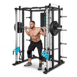 Pro Amaze Smith Machine Cable Cross, aparat multifuncțional pentru exerciții