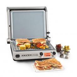 Grand Gourmet 3-in-1 grill electric 2000W 160-230°C - ceramică