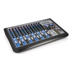 PDM-S1604, mixer muzical, 16 canale, DSP/MP3, port USB, receptor bluetooth