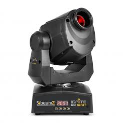 Professional IGNITE60 LED Spot Moving Head 60W-LED DMX alebo stand-alone