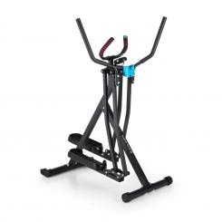Air-Walker, Crosswalker, crosstrainer, negru Negru