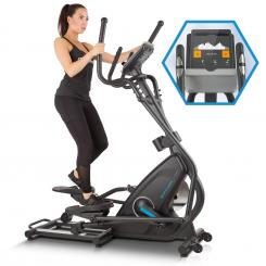 Helix Star MR, bicicletă cardio, bluetooth, app, 21 kg volant Helix Star MR - 21 kg