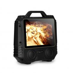 "CenterStage 4, difuzoare mobile cu karaoke, display de 14.1"", 30 W, wireless microfon Negru 