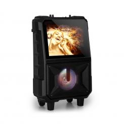 "CenterStage 8, difuzoare mobile cu karaoke, display de 14.1"", 40 W, wireless microfon Negru 