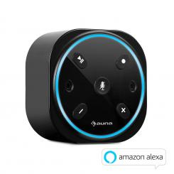 Intelligence Plug, wireless difuzor, Alexa VoiceControl Negru